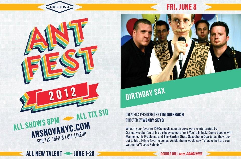Ant Fest 2012