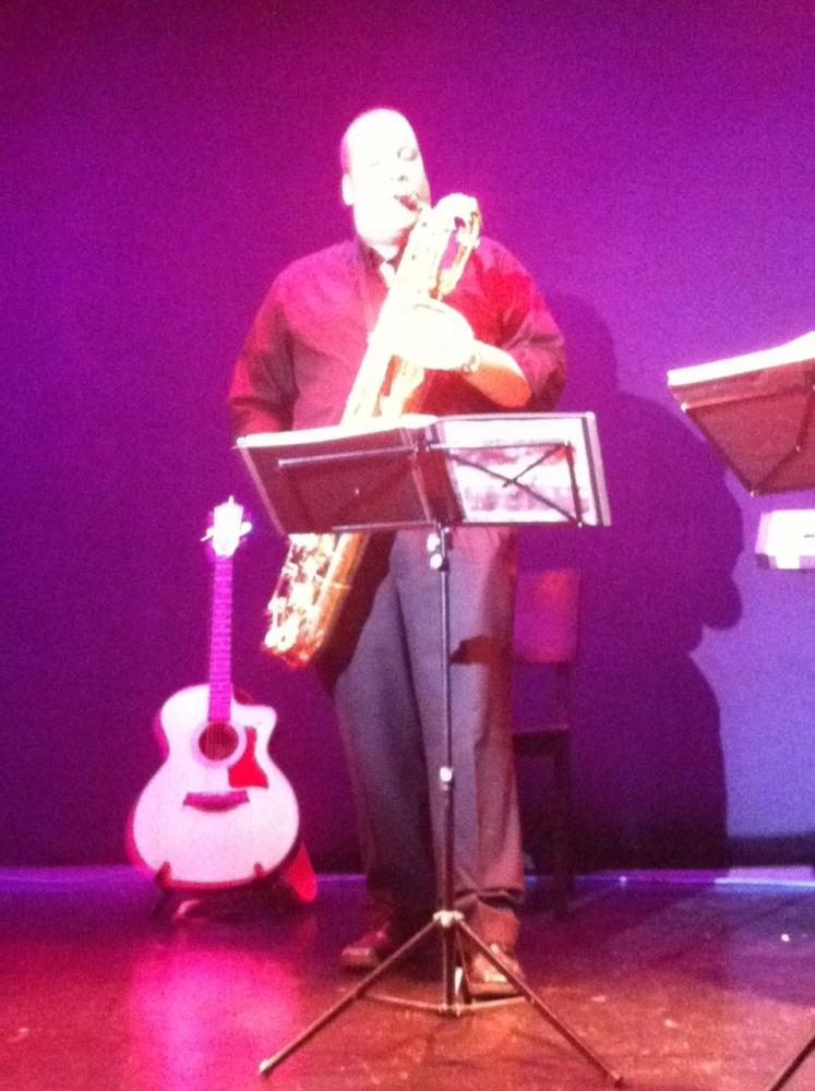 Rob Birthday Sax