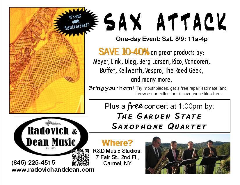 sax attack
